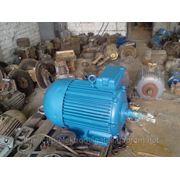 Электродвигатель АИР,4АМ 250М4 (90 кВт,1500 об/мин) асинхронный фото