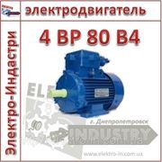 Взрывозащищенный электродвигатель 4 ВР 80 B4 фото