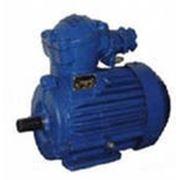 Электродвигатель АИММ132S8, (4 кВт, 700 об/мин) взрывозащищённый фото