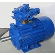 Электродвигатель АИММ100L2, (5.5 кВт, 3000 об/мин) взрывозащищённый фото