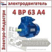 Взрывозащищенный электродвигатель 4 ВР 63 А4 фото