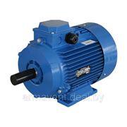 Электродвигатель АИР112M2 IE1 фото