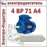 Взрывозащищенный электродвигатель 4 ВР 71 А4 фото