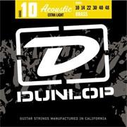 Струны для акустической гитары Dunlop DAB1254 (.12-.54) фото