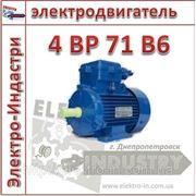 Взрывозащищенный электродвигатель 4 ВР 71 В6 фото