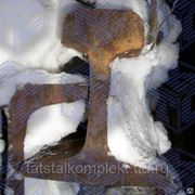 Рельс Р-50 L=12,5 м, б/у без износа фото