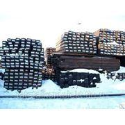 Шпала деревянная, пропитанная, сосна, 1 тип ГОСТ 78-2004 фото