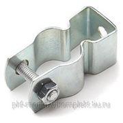 Скоба металлическая подвесная СМП фото