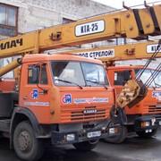 Услуги строительной техники - Строительная техника для выполнения строительно-монтажных работ любой сложности: грузовые автомобили, самосвалы КАМАЗ, автобетоносмесители, бетононасосы, экскаваторы, автокраны и автовышки. фото