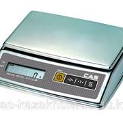 Весы общего взвешивания в компактном исполнении из нержавеющей стали PW-5H фото