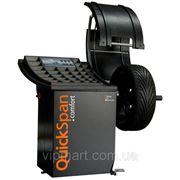 Пневматический балансировочный стенд QuickSpan