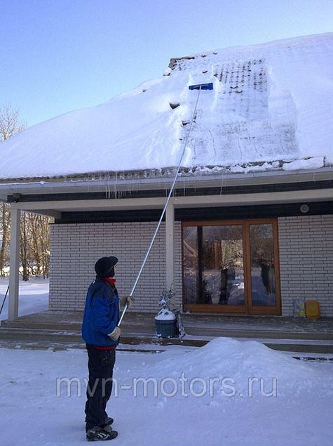 Уборка снега с крыш нормативные документы