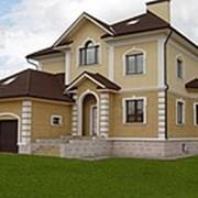 Строительство загородных домов под ключ. фото