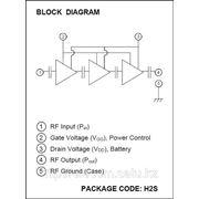 Сборка полевых транзисторов RA18H1213G фото