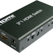 Свитчер HDMI SX-SW03, 3 входа 1 выход фото