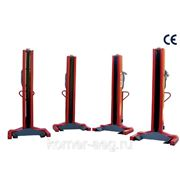Колонны подкатные электромеханические г/п г/п 4х7,5 т. фото