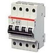 Автоматический выключатель 4-х полюсн. 32А, АВВ
