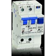 Автоматический выключатель дифференциального тока УЗО фото