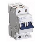 Автоматический выключатель автомат 20 A ампер Германия двухфазный двухполюсный C С характеристика цена купить