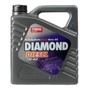 Моторное масло Teboil Diamond Diesel (синт) 5W-40 4л