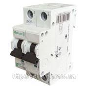 Автоматический выключатель 2полюс.PL4-C50A Moeller-EATON