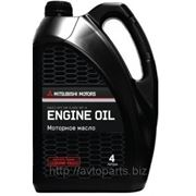 Моторное масло MITSUBISHI 0W20 ENGINE OIL SM 4л фото