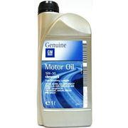 Моторное масло GM Dexos 2 5W30 1л фото