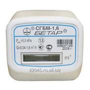 Газосчетчик СГБМ-1,6 фото