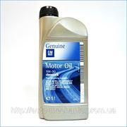 Моторное масло General Motors 5W-30 Dexos2 Longlife (1 Liter) - 19 42 000 фото
