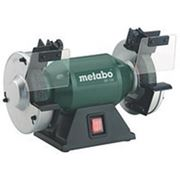 Заточной станок двойной METABO DS 150 (619150000) Диаметр круга: 150, Гарантия: 12, Напряжение питания: 220-240 V ~ 50 Hz, Питание (общ): от сети, фото