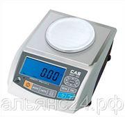 Весы лабораторные CAS MWP-1500 фото