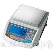 Весы лабораторные CAS MWP-3000H фото