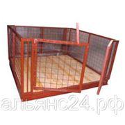 Весы для животных ПетВес ЕВ4-2000-РА фото