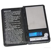 Весы электронные карманные 808 (±0.01g/200g) фото
