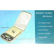 Весы ювелирные портативные DS (100) ----НОВИНКА фото