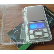Весы карманные электронные ювелирные 0.01-200 фото