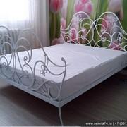"""Кровать кованая """"Императрица"""" фото"""