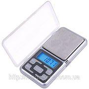 Карманные ювелирные электронные весы 0,1-500 гр фото