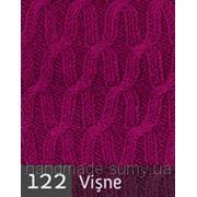 Пряжа для вязания Кашемир файн ALIZE вишня 122 фото