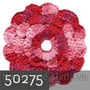 Пряжа для вязания Кашемир файн ALIZE розово-красный меланж 50275 фото