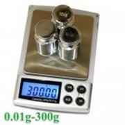 Ювелиные весы 300г х 0,01г карманные электронные фото
