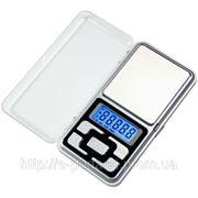 Весы электронные карманные MH138(0.01g200g) фото