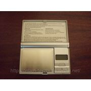 Карманные весы DIGITAL SCALE Professional-mini фото