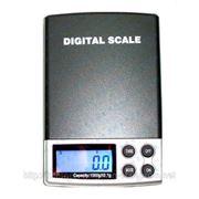 Карманные ювелирные электронные весы 0,1-1000 гр фото