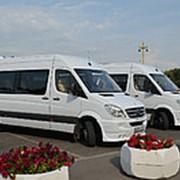 Аренда микроавтобуса на 15 человек с водителем фото