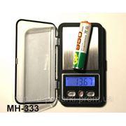 Весы электронные карманные MH333 (0.01g200g) фото