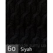 Пряжа для вязания Кашемир файн ALIZE черный 60 фото