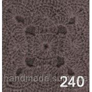 Пряжа для вязания Кашемир файн ALIZE светло-коричневый меланж 240 фото