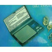 Міні ваги Professional mini 100 портативные фото