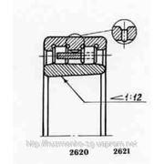 Подшипник роликовый радиальный с короткими цилиндрическими роликами 5-4162920 фото